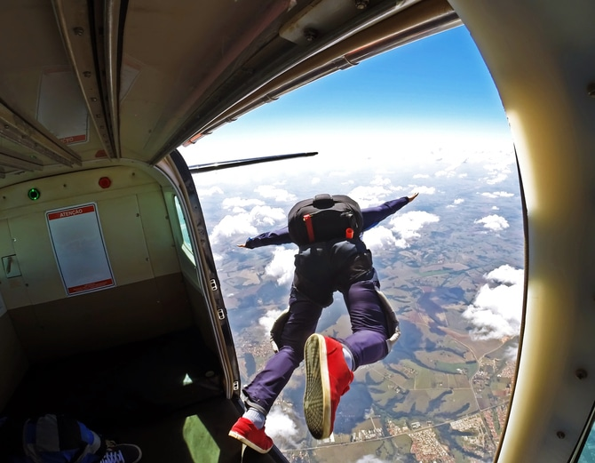 MHIST Bolton Fundraiser: Charity Skydive